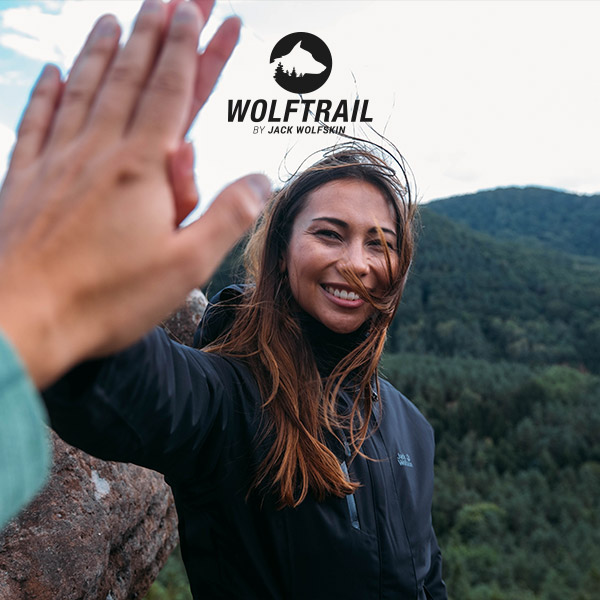 United we hike - Explore your nearest Wolftrail